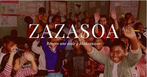 On-line Crowd Funding to rehabilitate a school in Madagascar