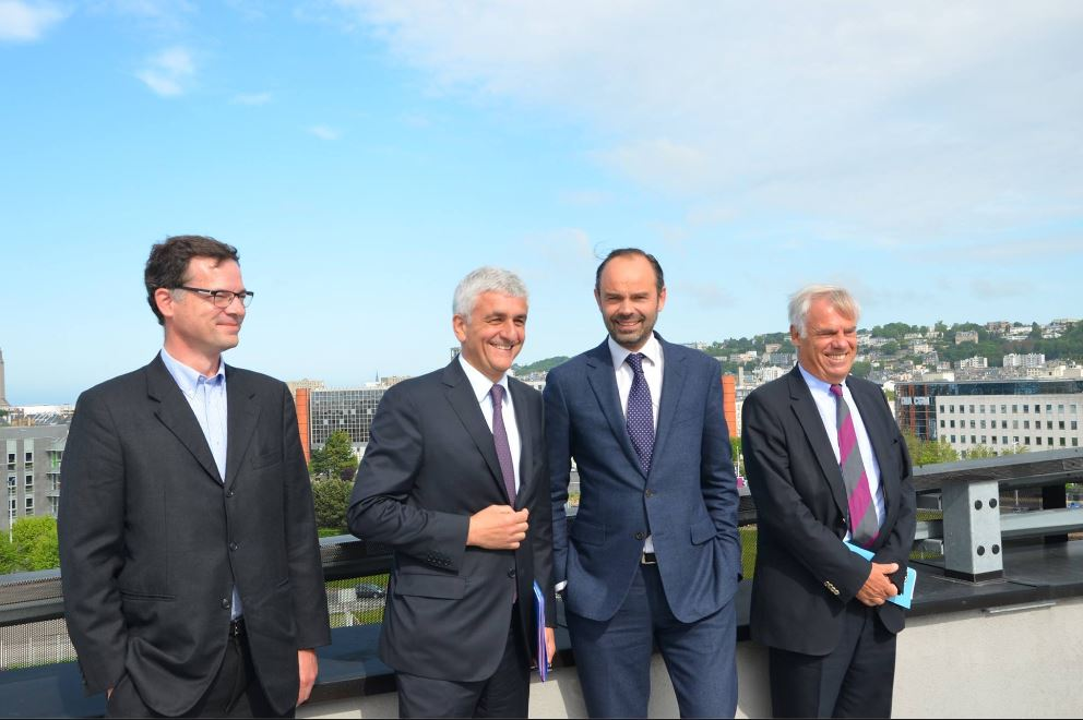 EM Normandie to move to a new site in Le Havre