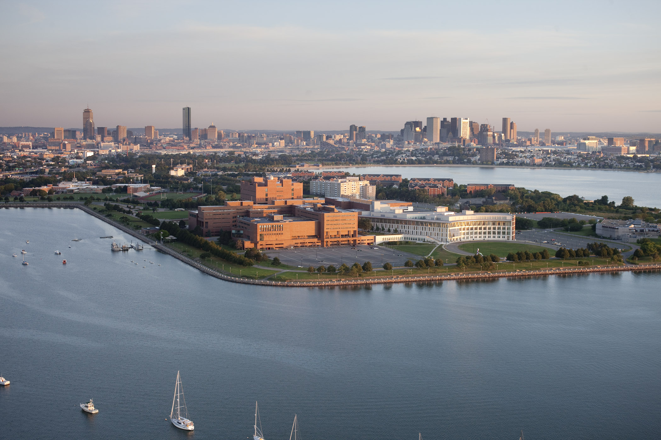 University of Massachusetts in Boston