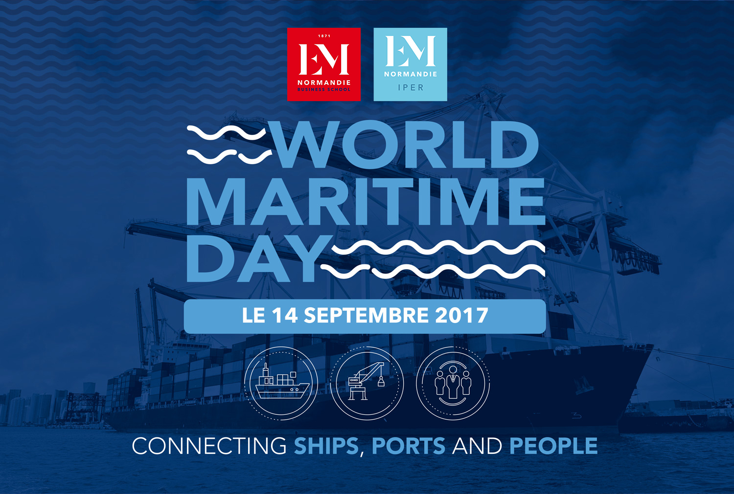 L'IPER célèbre le World Maritime Day 2017