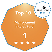 Classement Eduniversal - MS Cross Cultural Marketing and Negociation
