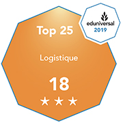 Classement Eduniversal - MS International Logistics and Port Management