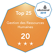 Classement Eduniversal - MS Ressources Humaines