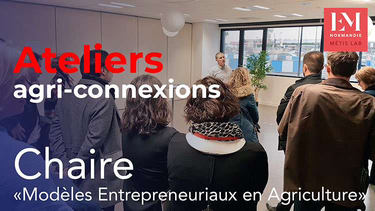 Ateliers Agri-connexions 2020
