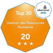 ms manager des ressources humaines