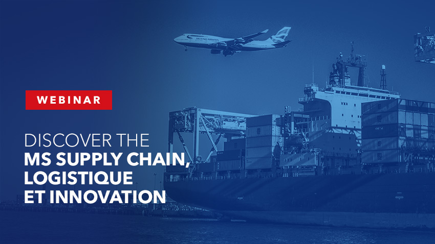 MS Supply Chain, Logistique et Innovation