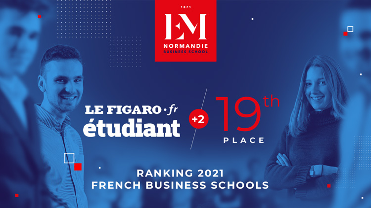Le Figaro étudiant ranking 2021 French Business Schools