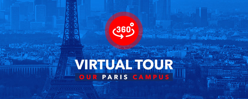 Paris campus Virtual Tour