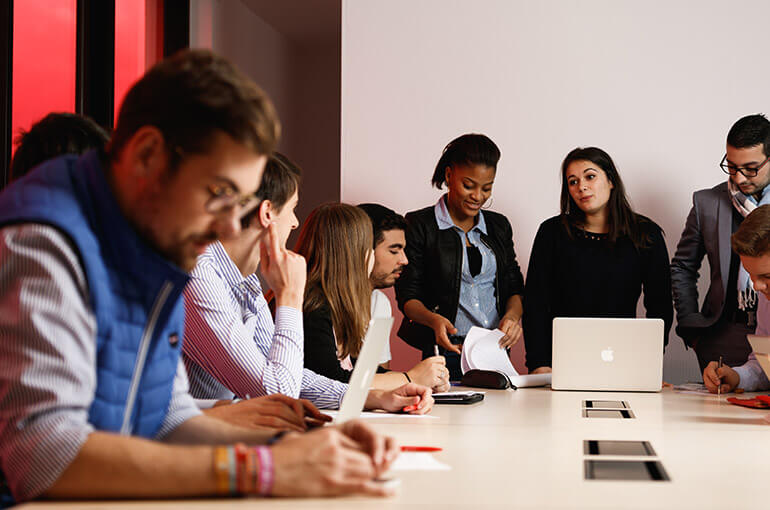 why join a Bachelor in Business management ?