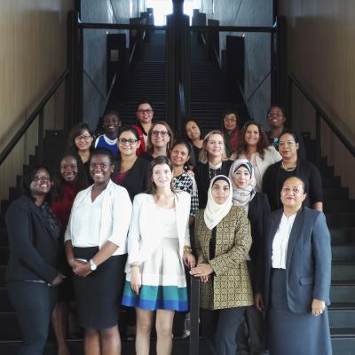Continuing Education in Port Management for Women