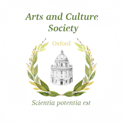 Logo BDA Oxford - Arts & Culture Society