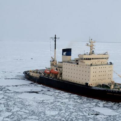 Arctic shipping and climate change