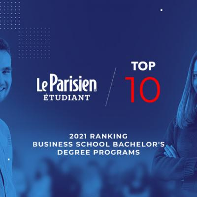 2021 Ranking Le Parisien Bachelor's Degree